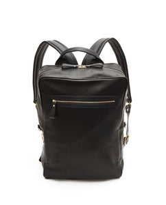 SQ Backpack / Black - (ki:ts)