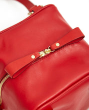 Load image into Gallery viewer, Cube Bag Soft - S / Cherry Red - (ki:ts)