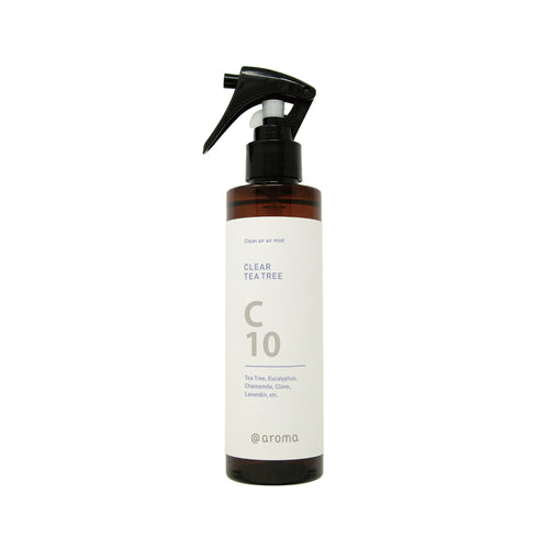 Air Mist C10 CLEAR TEA TREE 200ml - @aroma