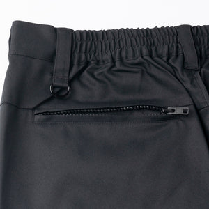 Full Length Straight Trousers / Black - WWS