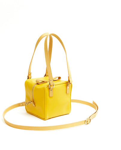 Cube Bag Soft - S / Sunflower - (ki:ts)