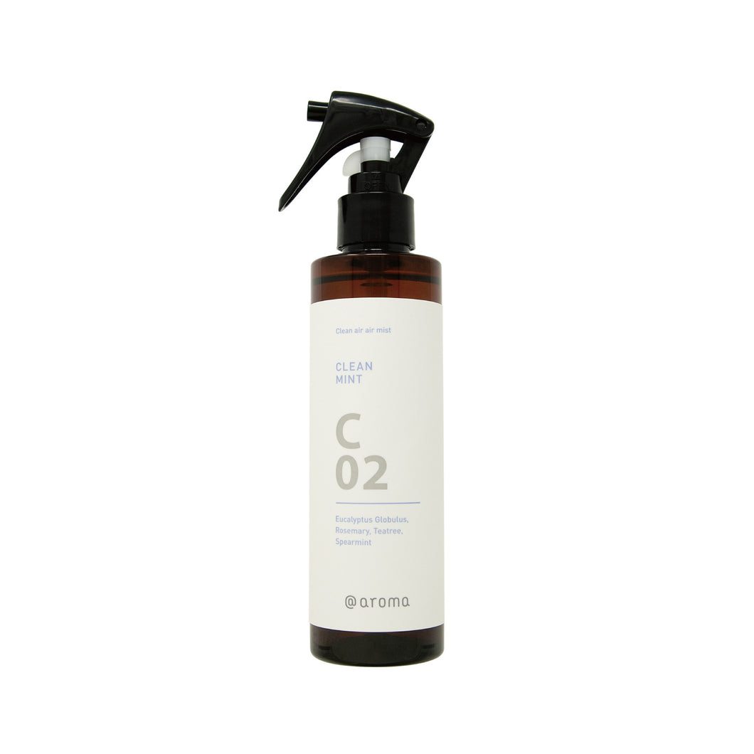Air Mist C02 CLEAN MINT 200ml - @aroma