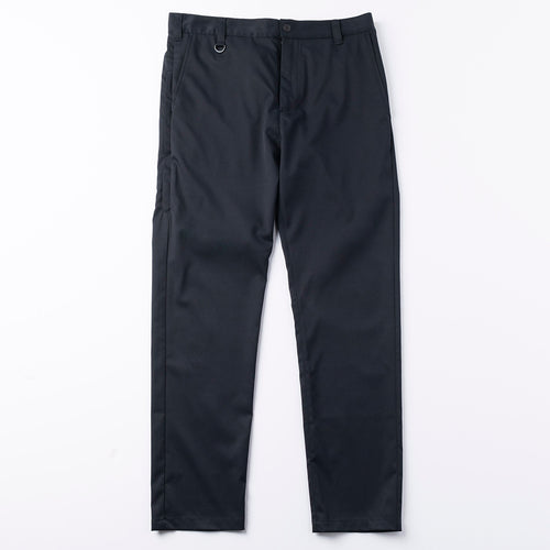 Full Length Straight Pants / Dark Navy - WWS (WORK WEAR SUIT)