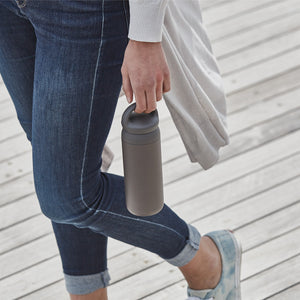 DAY OFF TUMBLER 500ml / Dark Gray - KINTO