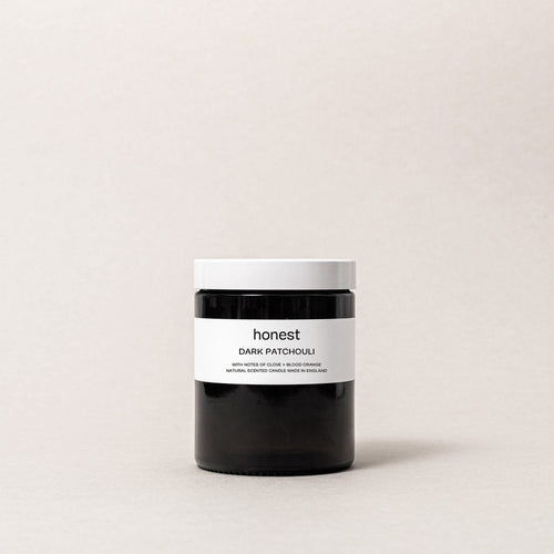 Dark Patchouli Candle - harvest (honest)