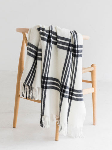 ISABEL Scarf / White - THROW