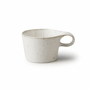 Stamug mini mug / Crystalized White - miyama x metaphys