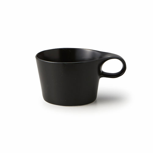 Stamug mini mug / Matte Black - miyama x metaphys