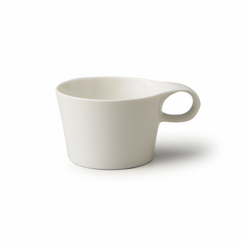 Stamug mini mug / Matte White - miyama x metaphys