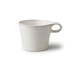 Stamug mug / Crystalized White - miyama x metaphys