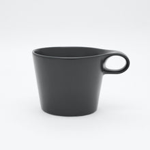 Load image into Gallery viewer, Stamug mug / Matte Black - miyama x metaphys