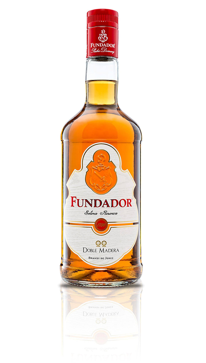 Brandy Fundador Doble Madera 700ml | bogar-wines.