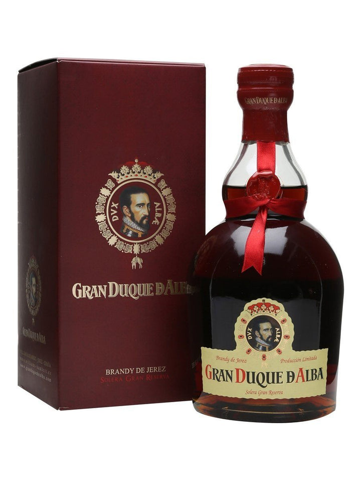 Brandy Gran Duque de Alba 700ml | bogar-wines.