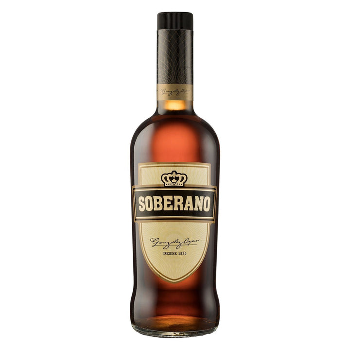 Brandy Soberano 1000ml | bogar-wines.