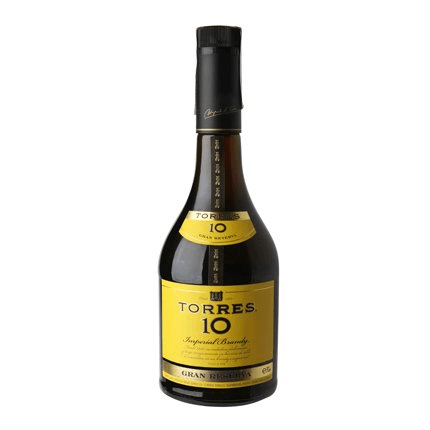 Brandy Torres 10 Años 700ml | bogar-wines.