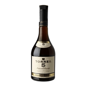 Brandy Torres 5 Años 700ml Brandy Bogar Wines