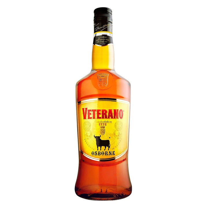 Brandy Veterano 1000ml | bogar-wines.