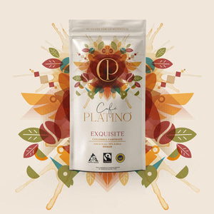 Café Platino Exquisite Colombia Fairtrade 250g