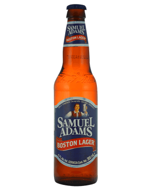 Cerveza Samuel Adams Lager 330ml | bogar-wines.