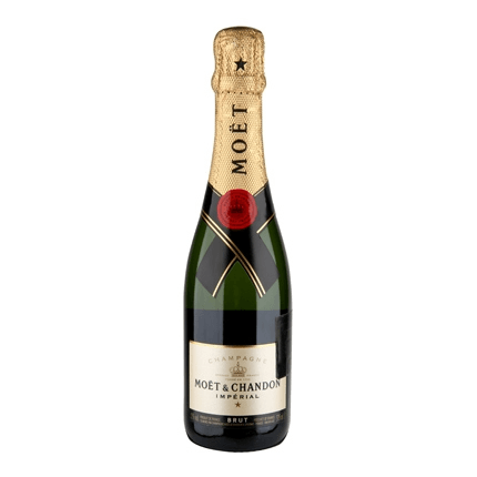 Champagne Moët&Chandon Brut Imperial 375ml | bogar-wines.