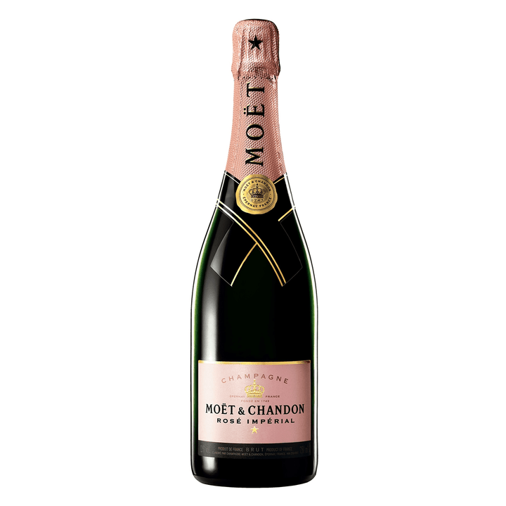 Champagne Moët&Chandon Brut Imperial Rosé 750ml | bogar-wines.