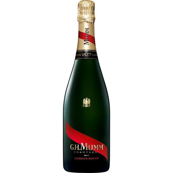 Champagne Mumm Cordon Rouge Brut 750ml | bogar-wines.
