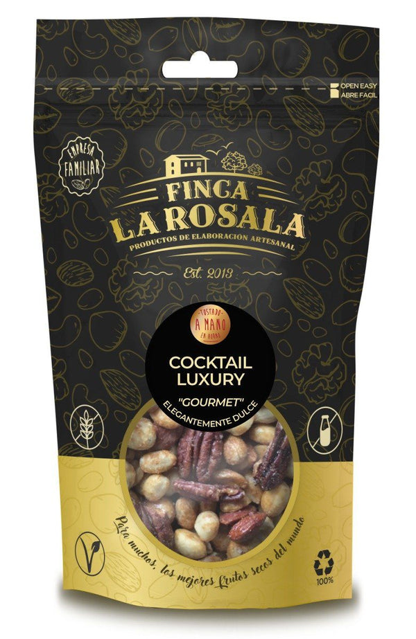 Cocktail Luxury Gourmet Finca La Rosala 80g | bogar-wines.