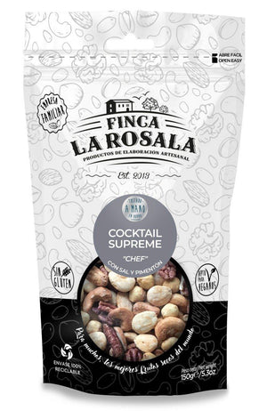 Cocktail Supreme Chef Finca La Rosala 150g | bogar-wines.