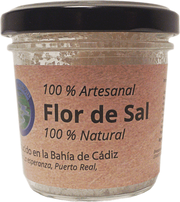 Flor de Sal Mar Natural 60g | bogar-wines.