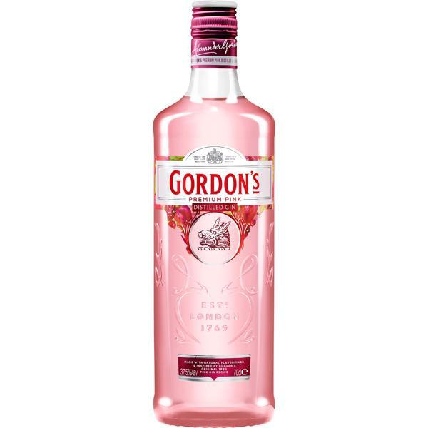 Ginebra Gordon's Rosa 700ml