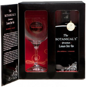 Ginebra The Botanical's 700ml | bogar-wines.