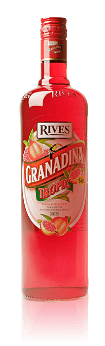 Granadina Rives Sin Alcohol 1000ml | bogar-wines.