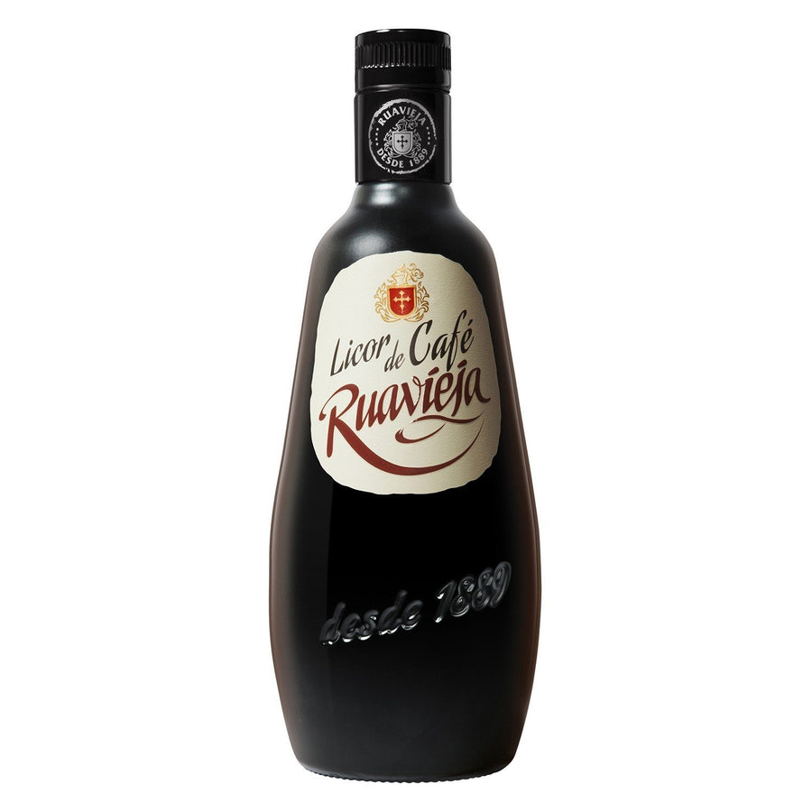 Licor café Ruavieja 700ml | bogar-wines.