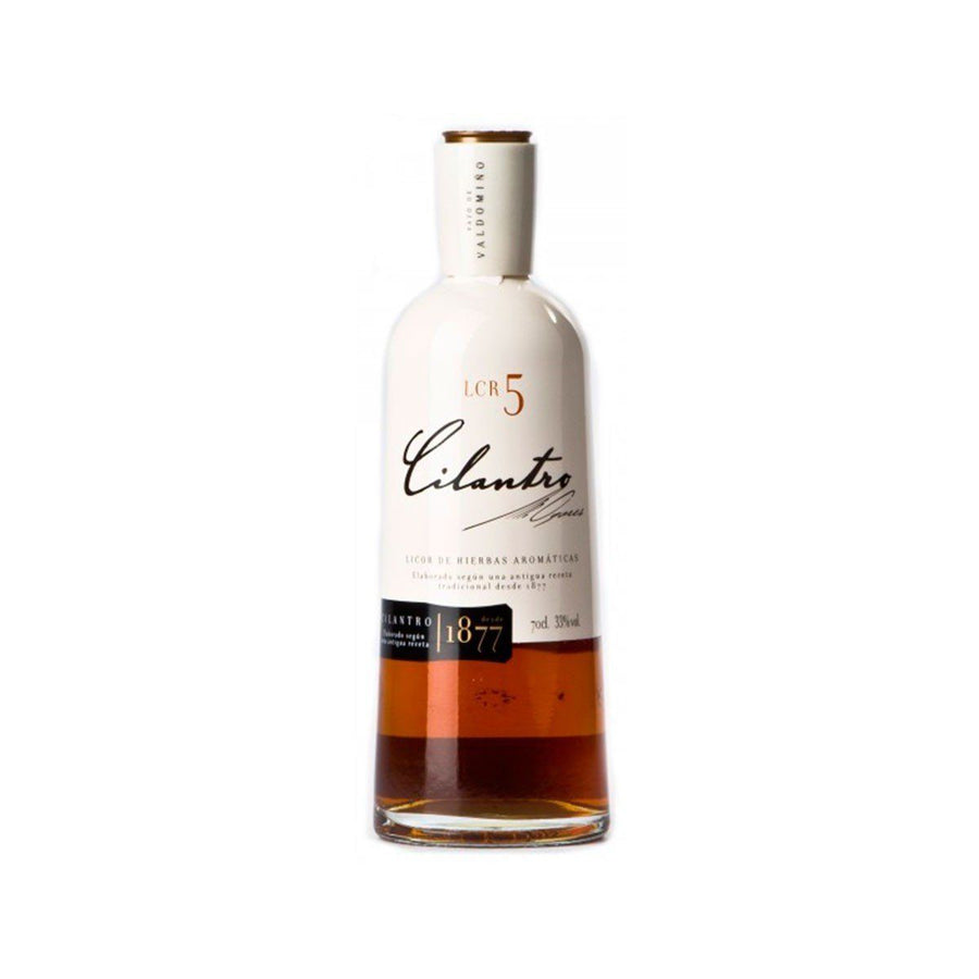 Licor Cilantro Valdomiño 700ml
