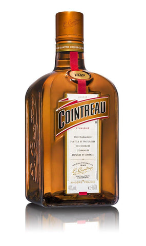 Licor Cointreau 700ml Licor de fruta Bogar Wines