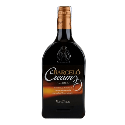 Licor crema Barceló 700ml | bogar-wines.