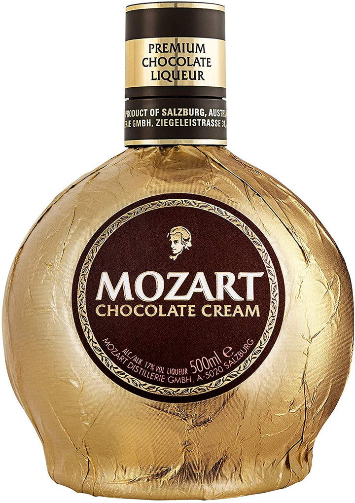 Licor crema chocolate Mozart 500ml | bogar-wines.