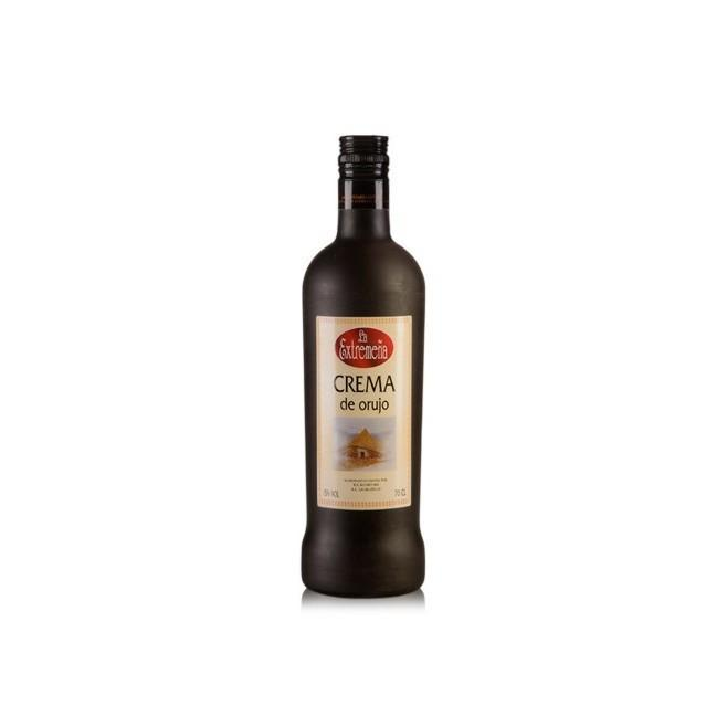 Licor crema La Extremeña 700ml | bogar-wines.