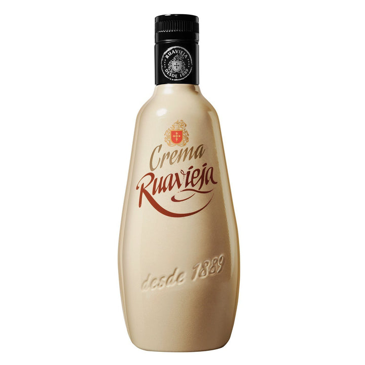 Licor crema Ruavieja 700ml | bogar-wines.