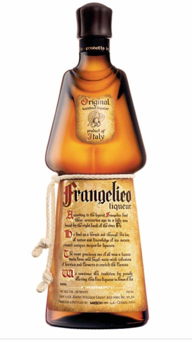 Licor Frangelico 700ml | bogar-wines.