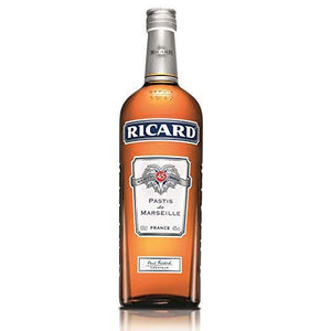 Licor pastis Ricard 1000ml | bogar-wines.