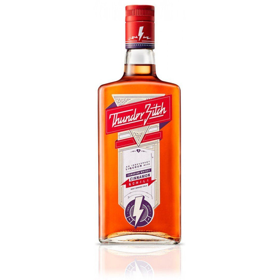 Licor Thunder Bitch 700ml Whisky Bogar Wines