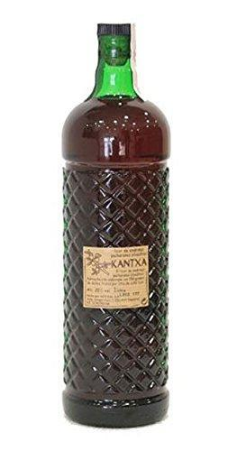 Pacharán Kantxa 1000ml | bogar-wines.