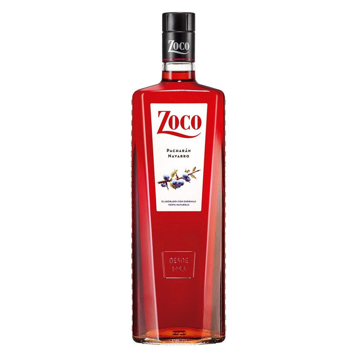 Pacharán Zoco 1000ml | bogar-wines.