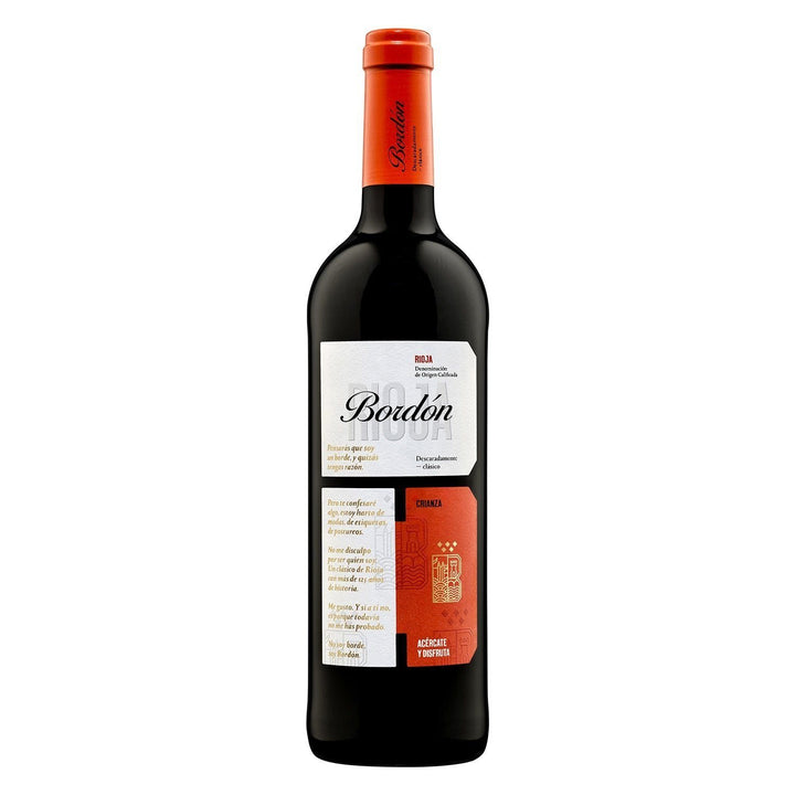 Vino Bordón Crianza 750ml | bogar-wines.