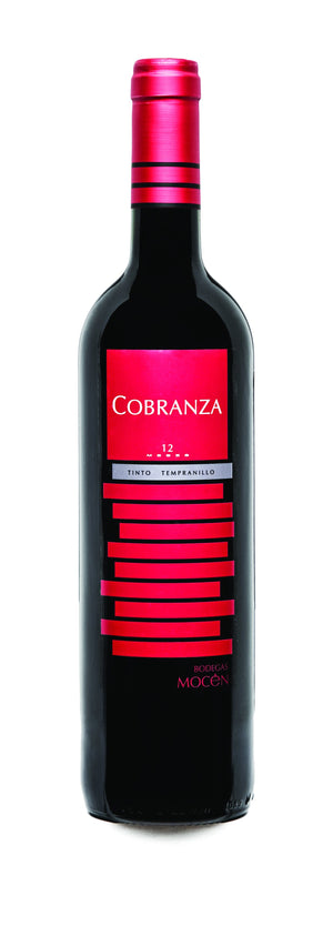 Vino Cobranza Crianza 750ml | bogar-wines.
