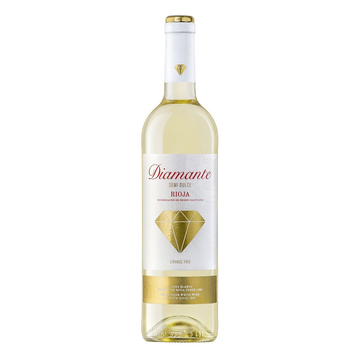 Vino Diamante Blanco Semidulce 750ml | bogar-wines.