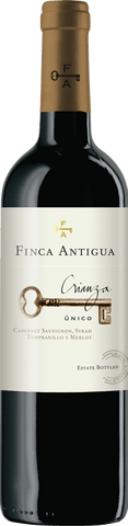Vino Finca Antigua Crianza 750ml DO La Mancha Bogar Wines