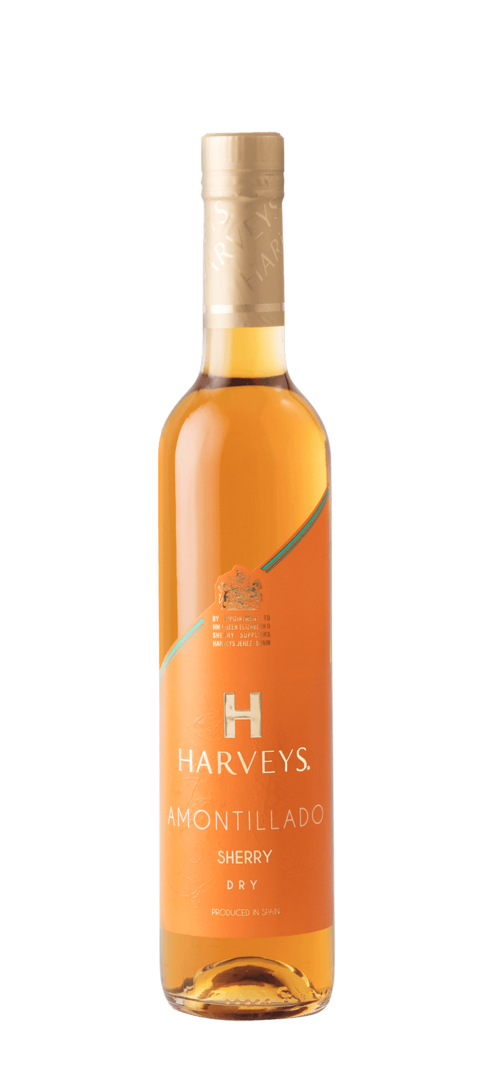 Vino Harveys Amontillado 500ml | bogar-wines.