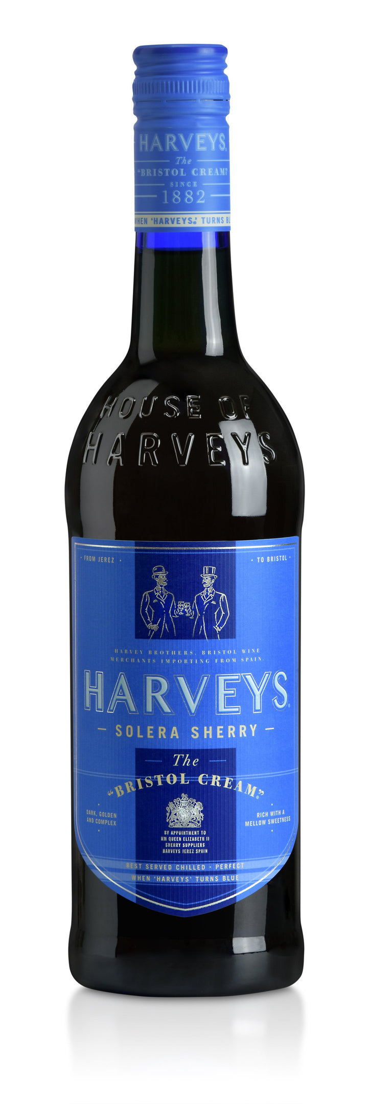 Vino Harveys Bristol Cream | bogar-wines.